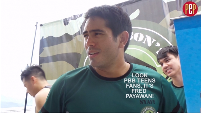 Gerald on PBB, Kim, Bea, and Fred Payawan's 'Agaw-Eksena'