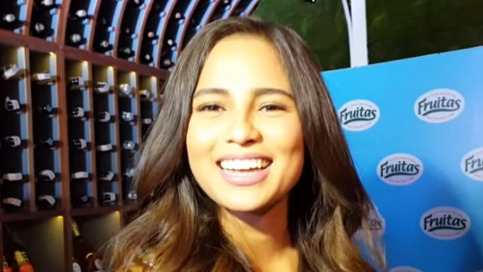 Is Jasmine Curtis Smith promoting 'Imagine You And Me'?