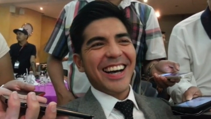 Mark Herras talks about changes because of Winwyn Marquez