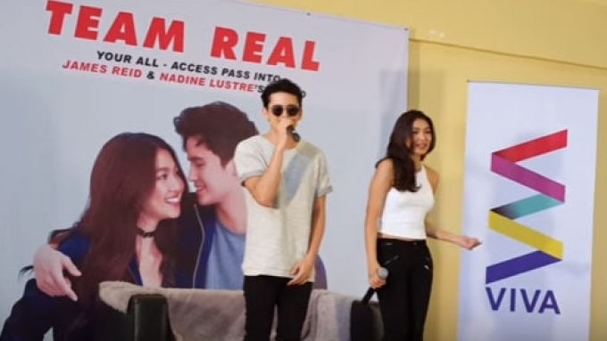 Team Real: JaDine songs medley is for #TeamKilig!