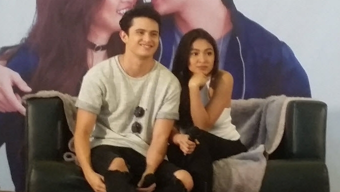 The way James and Nadine answer back at bashers:WINNER!