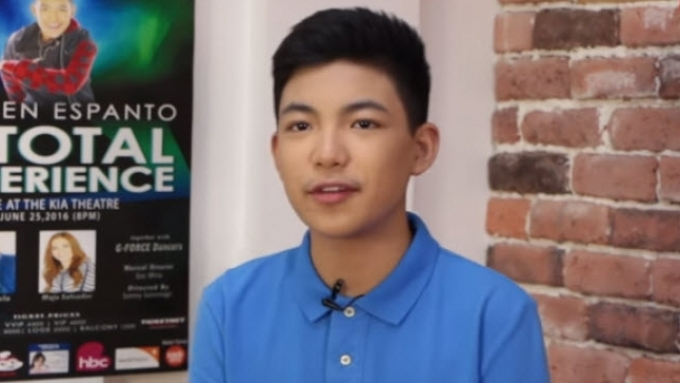 Darren wants to return support and love from parents