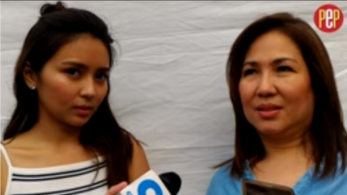 Mommy Min Bernardo on how she protects Kathryn from bashers