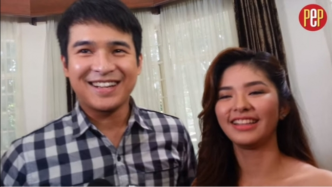 Jerome and Loisa happy to be paired as love team