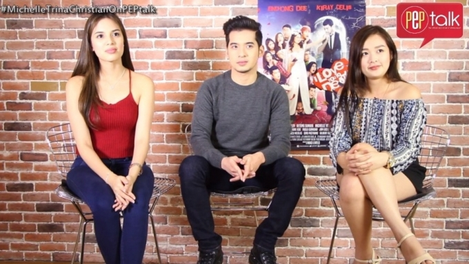 Young stars on working with Janice de Belen