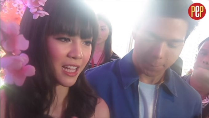 Janella Salvador's challenge on doing 'Born For You'