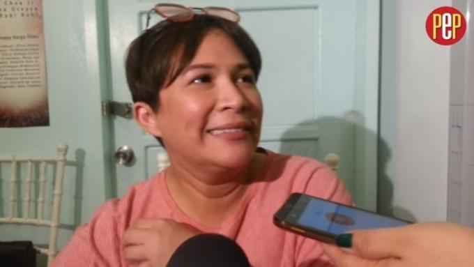 Janice de Belen on lesbian love scene with Liza Dino