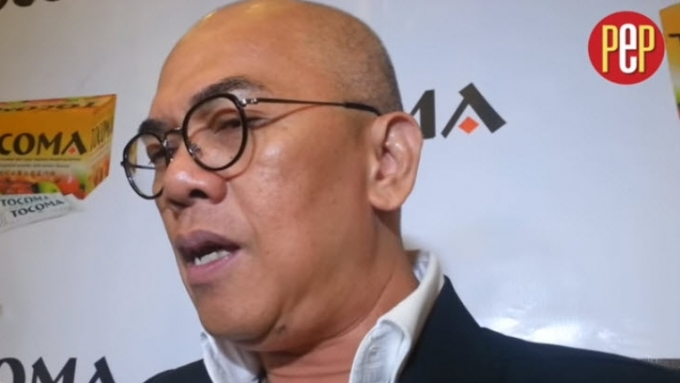 Boy Abunda on getting married to partner Bong Quintana