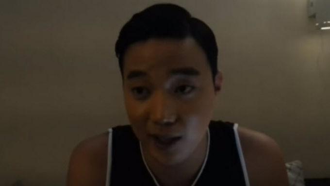 Ryan Bang campaigning for Duterte featured by KBS