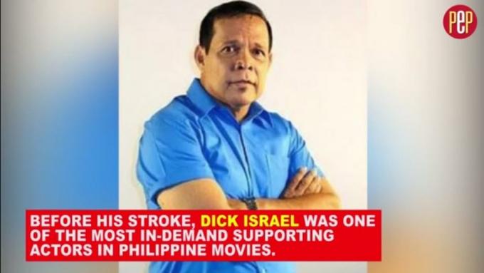 Who is Dick Israel? Not just your regular kontrabida