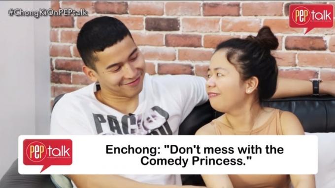 Enchong claims: Kiray is Comedy Princess!