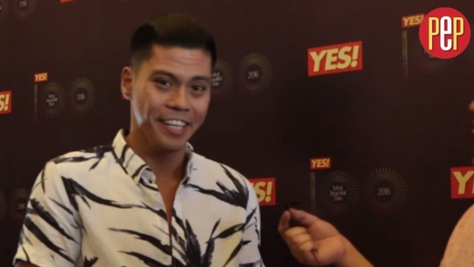 Jerald Napoles: 'They cast me because of my talent'