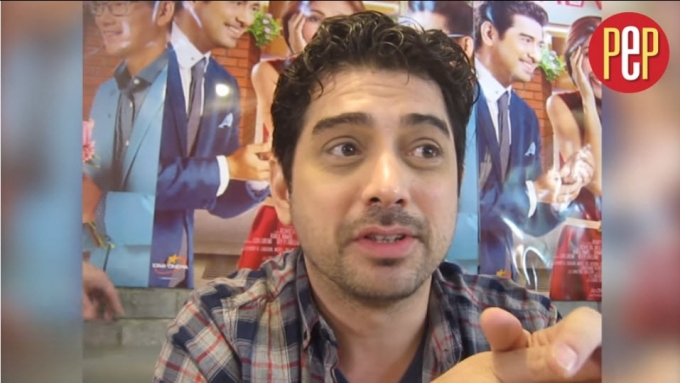 Ian Veneracion says he was not expecting to be famous again