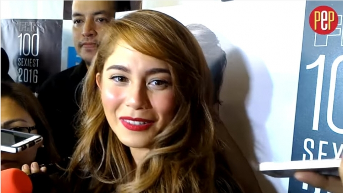Jessy Mendiola on being linked to Ian Veneracion: 'So..?'