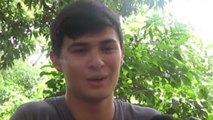 Matteo Guidicelli says he's not in a rush to get married