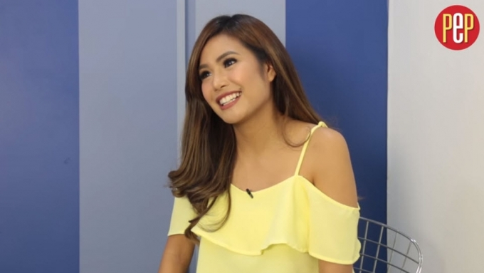 Myrtle Sarrosa on what she looks for in a man