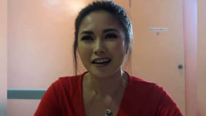 Yeng Constantino on being on the same level as Aegis