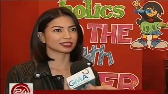 Glaiza de Castro meet with 'Glaizaholics' from abroad
