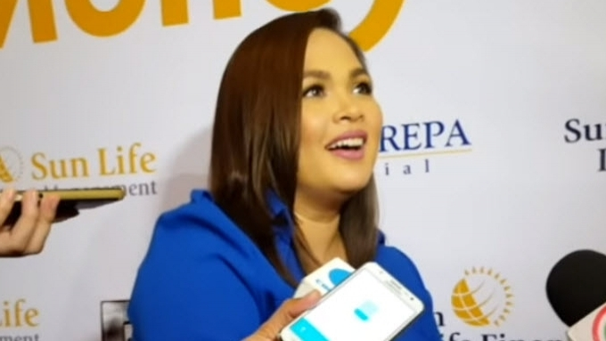 Judy Ann Santos supports Sarah Geronimo's showbiz break