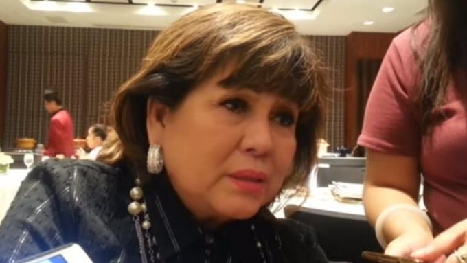 Annabelle Rama on daughter Ruffa: 'Sinungaling siya!'