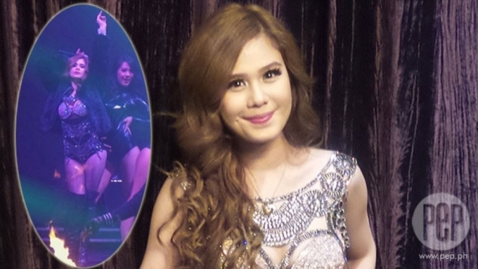 'Wansapanataym' singer is now a sultry performer
