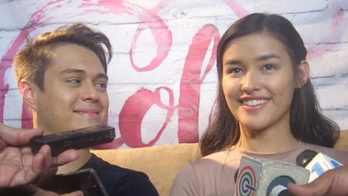 Liza Soberano reacts to Joseph Marco's statement