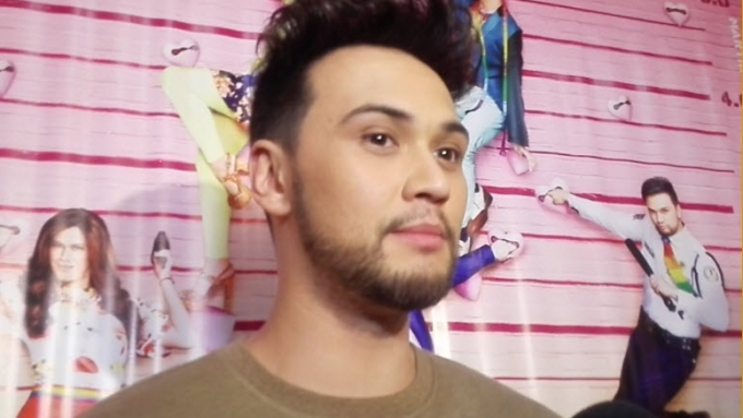 Billy Crawford on inspiration for role