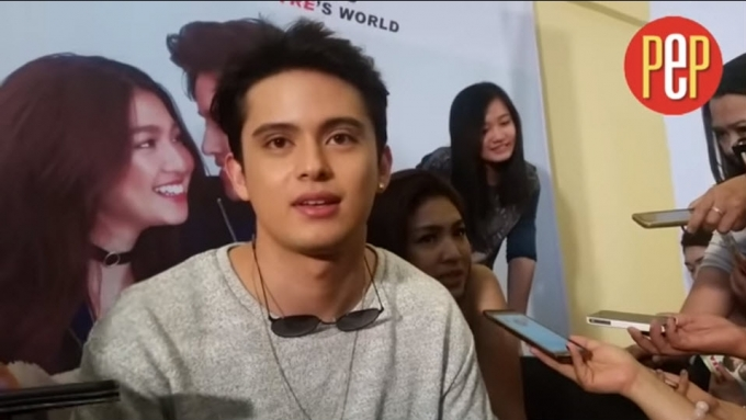 James on working with Nadine and Direk Tonet