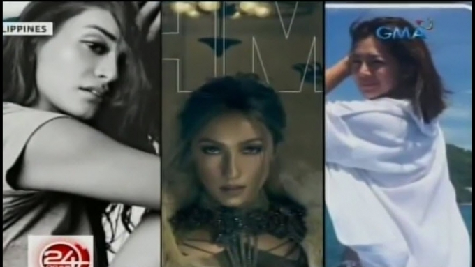 Pia, Solenn, Alice: 3 generations of hotness