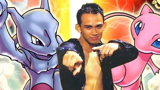 Billy Crawford is a legit Pokemon trainer