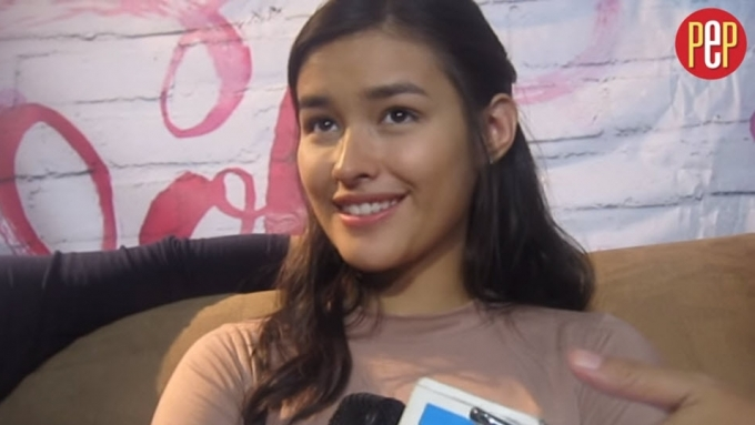 Liza Soberano clarifies issue with a Twitter user