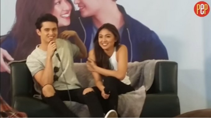 James Reid, Nadine Lustre speak about their love and friends