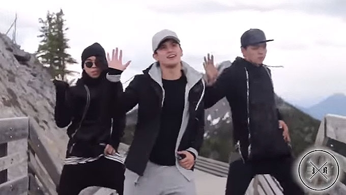 James Reid needed a one dance and this happened...