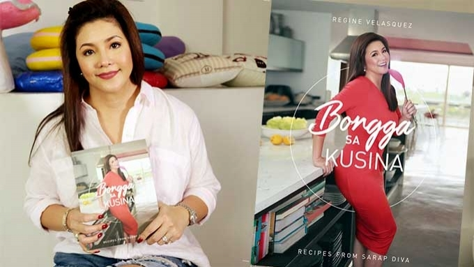 Regine Velasquez revelations on food and marriage