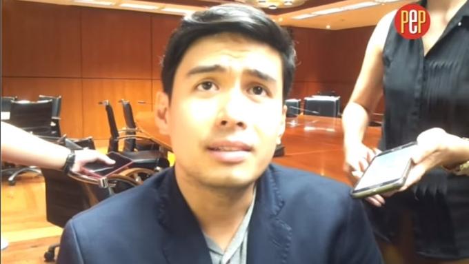 Christian Bautista on his language of love: 'Service.'