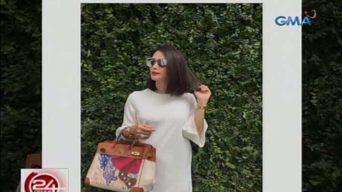 How much for Heart Evangelista to paint your bag?