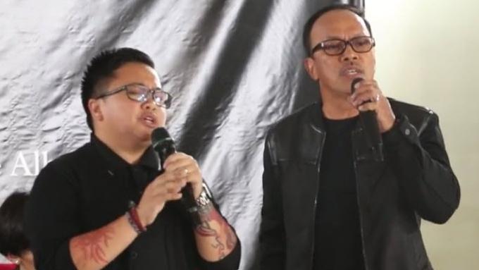 Aiza Seguerra and Noel Cabangon perform 'Handog'