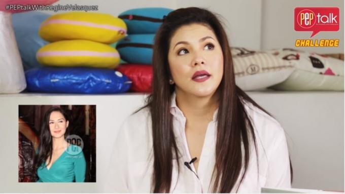 Regine Velasquez compares Marian Rivera to Sinigang