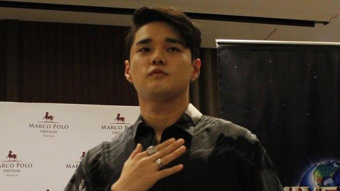K-pop singer Dean calls his fans 'cute little fairies'