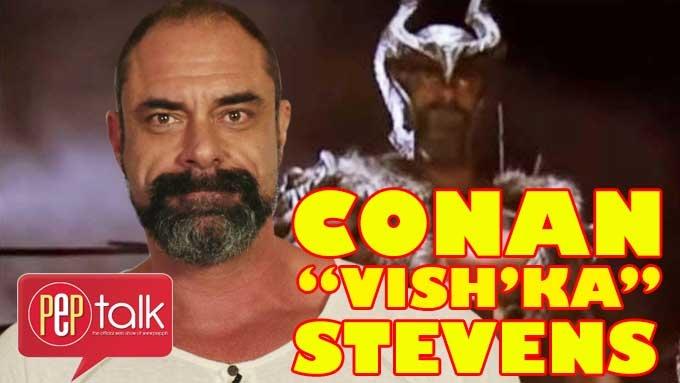 Encantadia's warrior giant Vish'ka, Conan Stevens