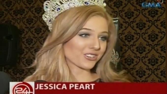 Miss Global 2015 winner back in PH