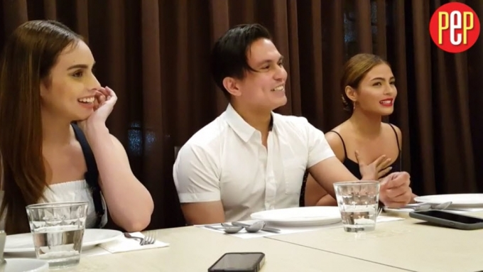 Lovi, Max reveal different side of Tom Rodriguez