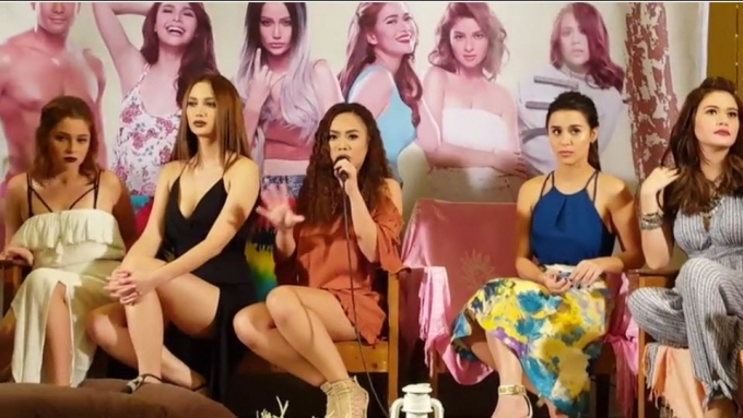 Camp Sawi actresses relate how they portray their characters