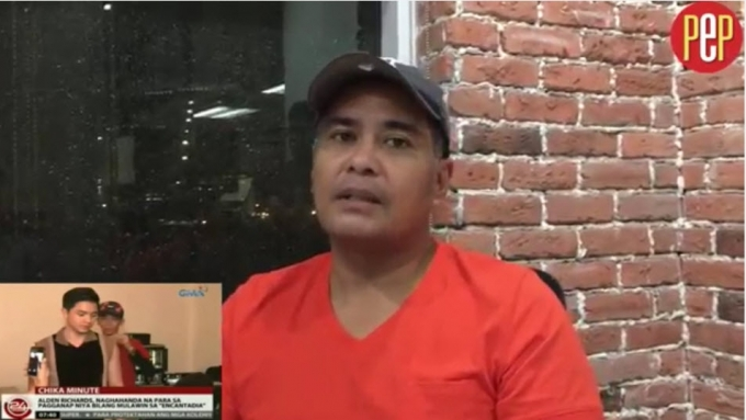 John on Alden: 'Hindi lang naman siya good face, e.'