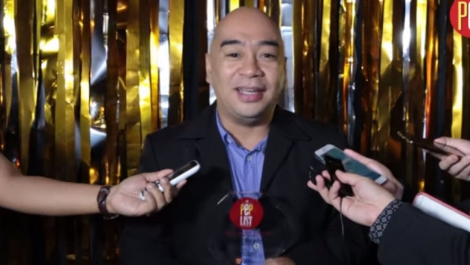Wally Bayola on Paolo Ballesteros's return to Eat Bulaga