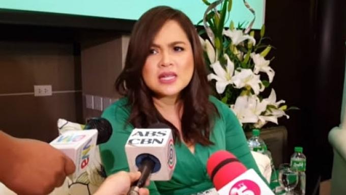 Judy Ann Santos reacts to Sharon Cuneta's weight loss