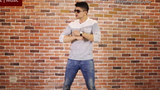 Rayver Cruz giving you 'What You Want'