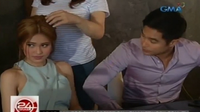 Julie Anne and Benjamin in another project?