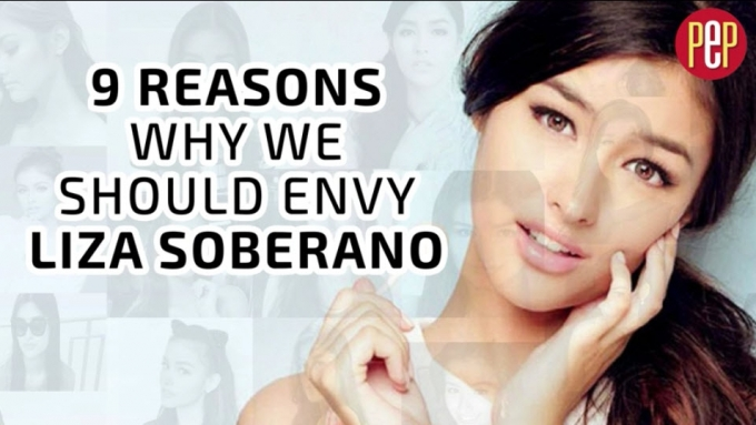 9 Reasons why we should envy Liza Soberano