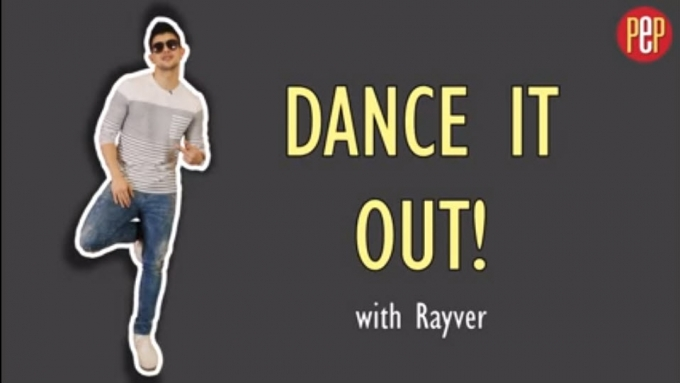 Dance It Out with Rayver Cruz